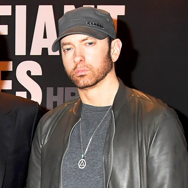 db787d605d4 Eminem has a beard now and almost looks unrecognizable - TRACE