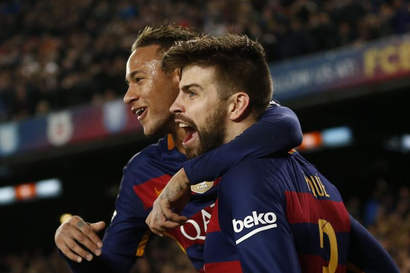 Pique Sakit Hati Atas Hengkangnya Neymar