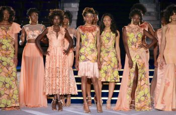 Valerie Azinge Atelier © SDR at Africa Fashion Week London 2017