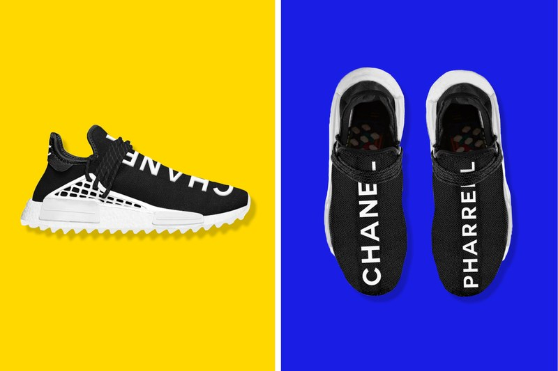 best authentic 13fff 14f8e True or False | Are Adidas and Chanel and Pharrell ...