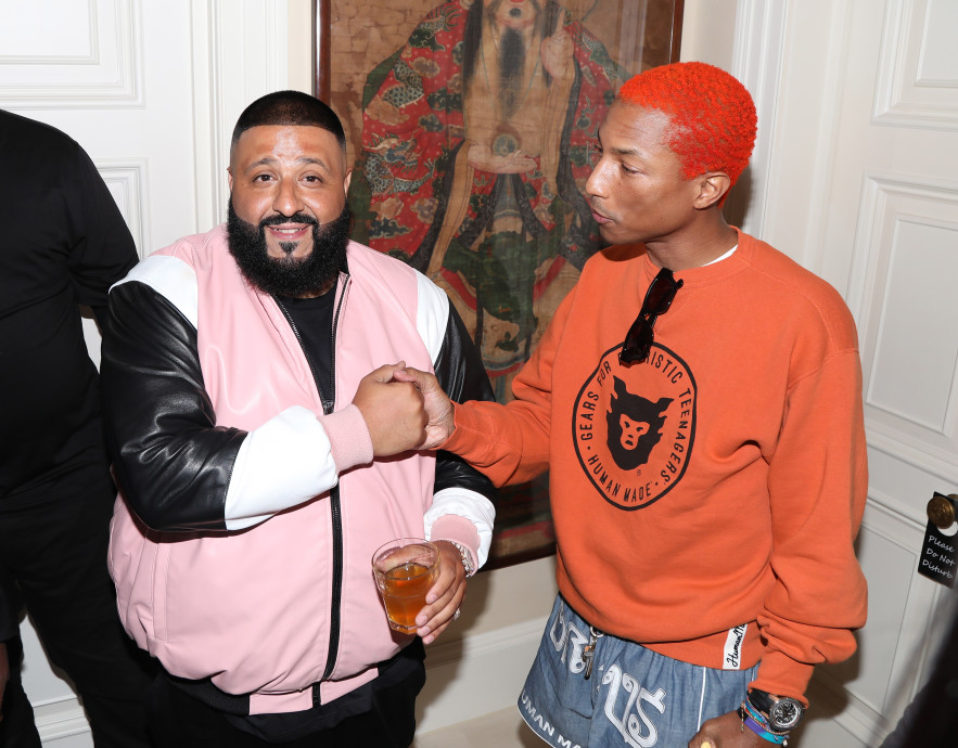 Dj Khaled / Pharrell Williams