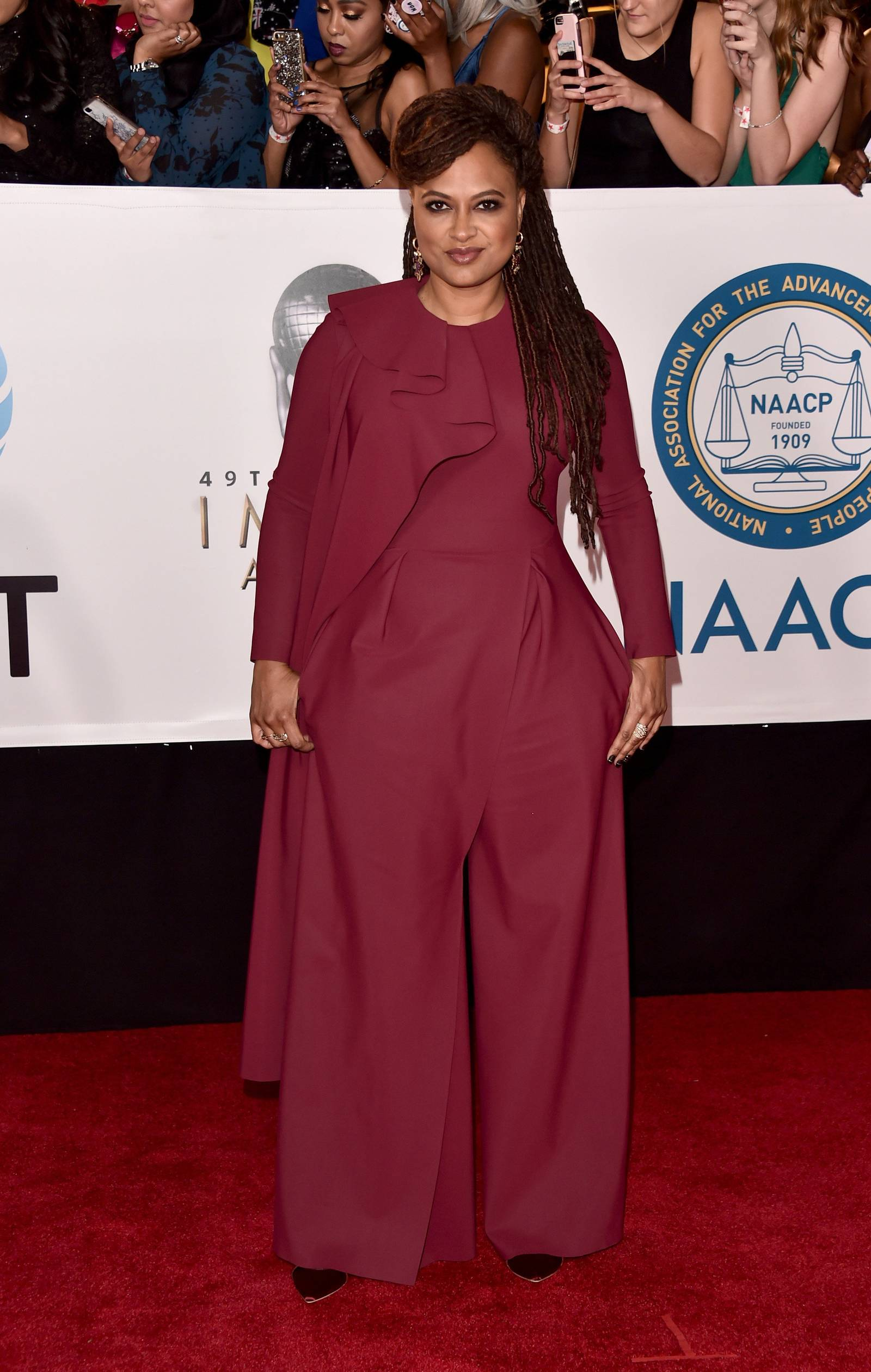 Ava DuVernay (Photo by Alberto E. Rodriguez/Getty Images for NAACP )
