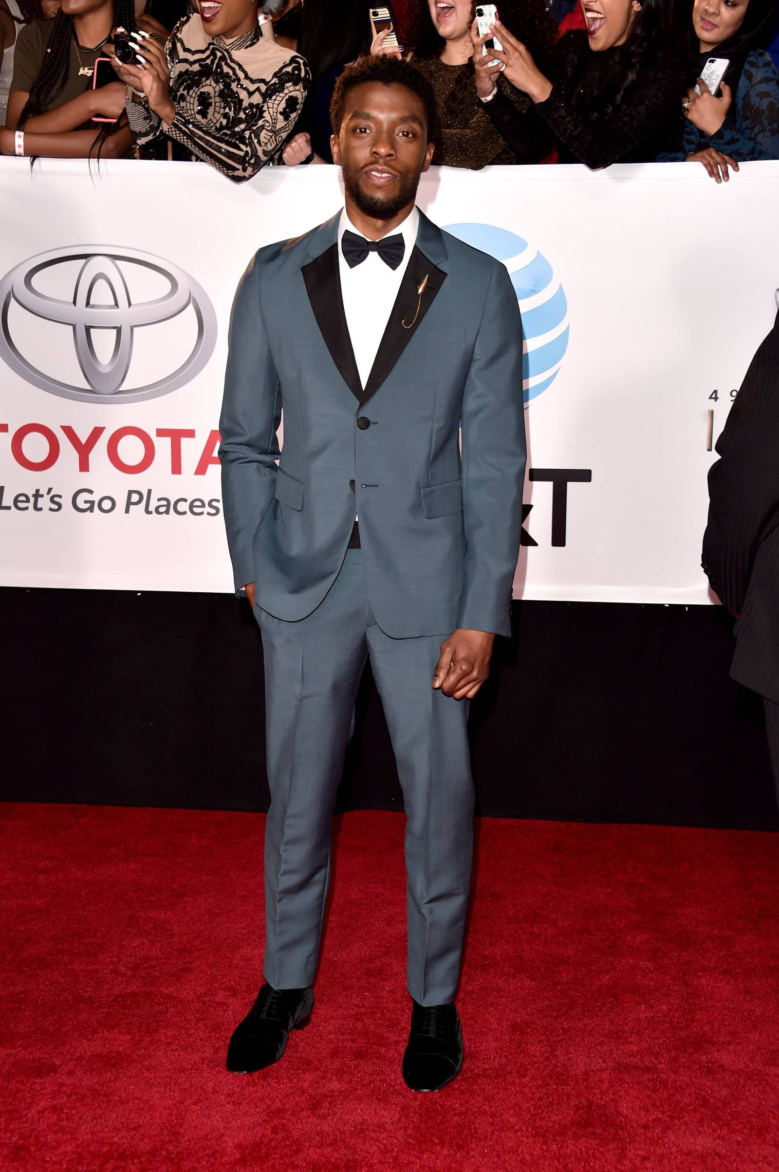 Chadwick Boseman (Photo by Alberto E. Rodriguez/Getty Images for NAACP )