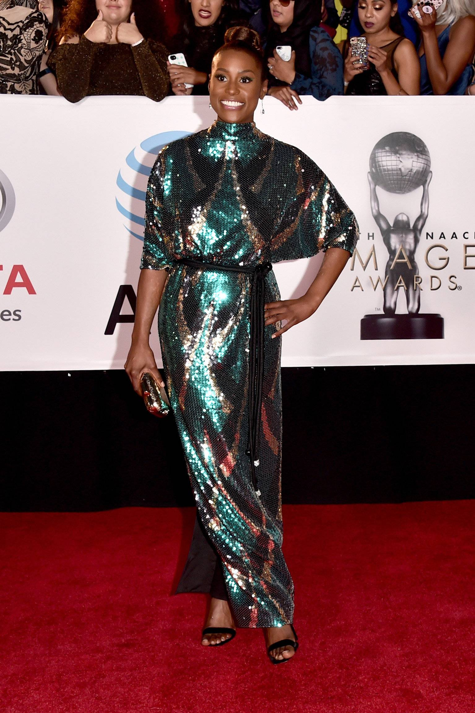Issa Rae (Photo by Alberto E. Rodriguez/Getty Images for NAACP )