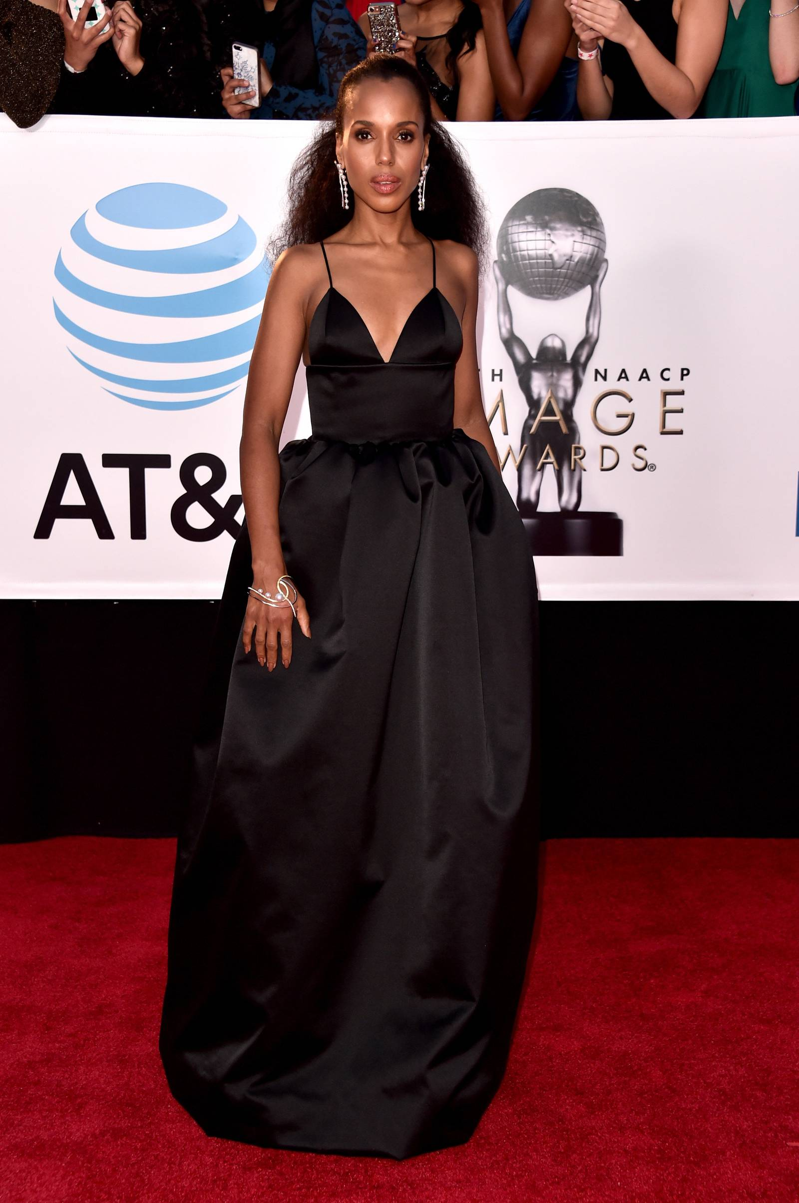Kerry Washington (Photo by Alberto E. Rodriguez/Getty Images for NAACP )
