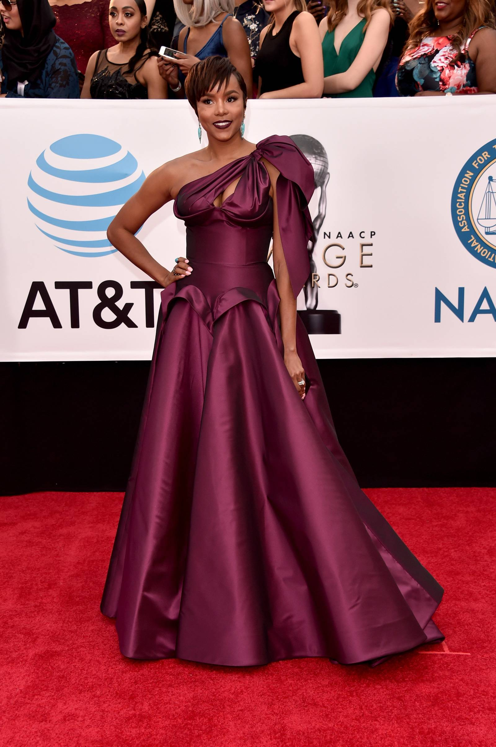 Letoya Luckett (Photo by Alberto E. Rodriguez/Getty Images for NAACP )