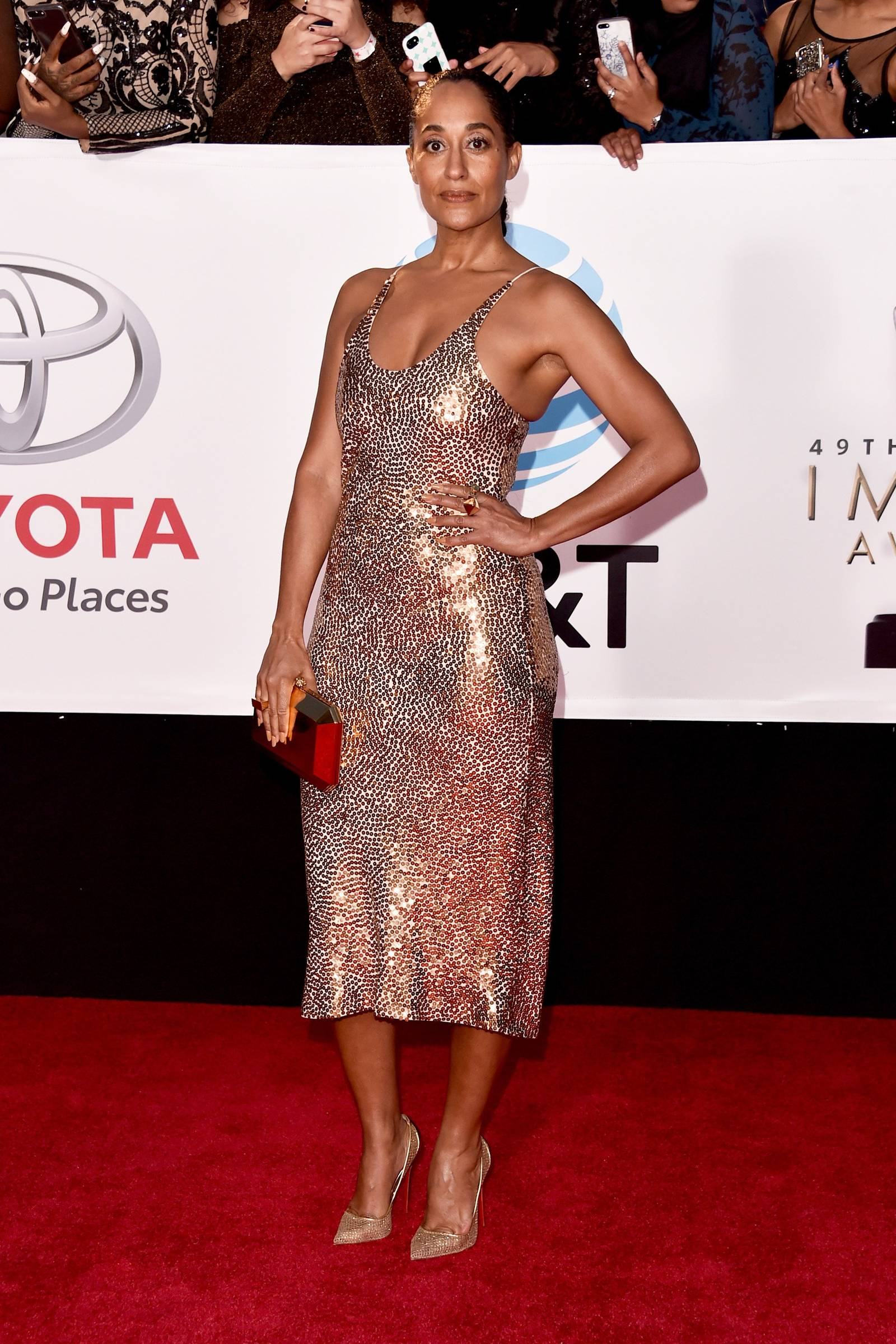 Tracee Ellis Ross(Photo by Alberto E. Rodriguez/Getty Images for NAACP )
