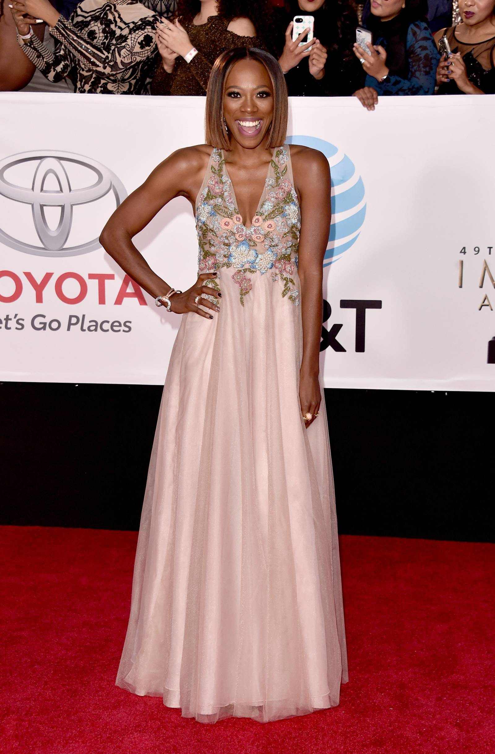 Yvonne Orji (Photo by Alberto E. Rodriguez/Getty Images for NAACP )