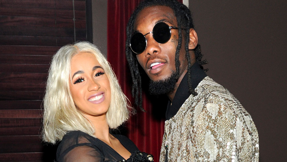 Offset Got Cardi B's Name Tattooed On His Neck