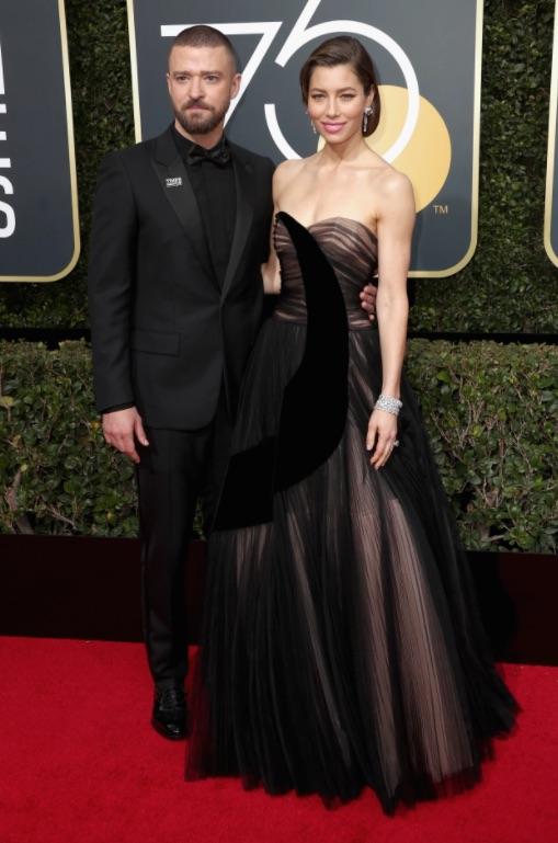 Justin Timberlake x Jessica Biel