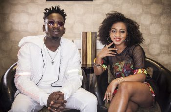 Ammara Brown and Mr Eazi team up for their new single Svoto