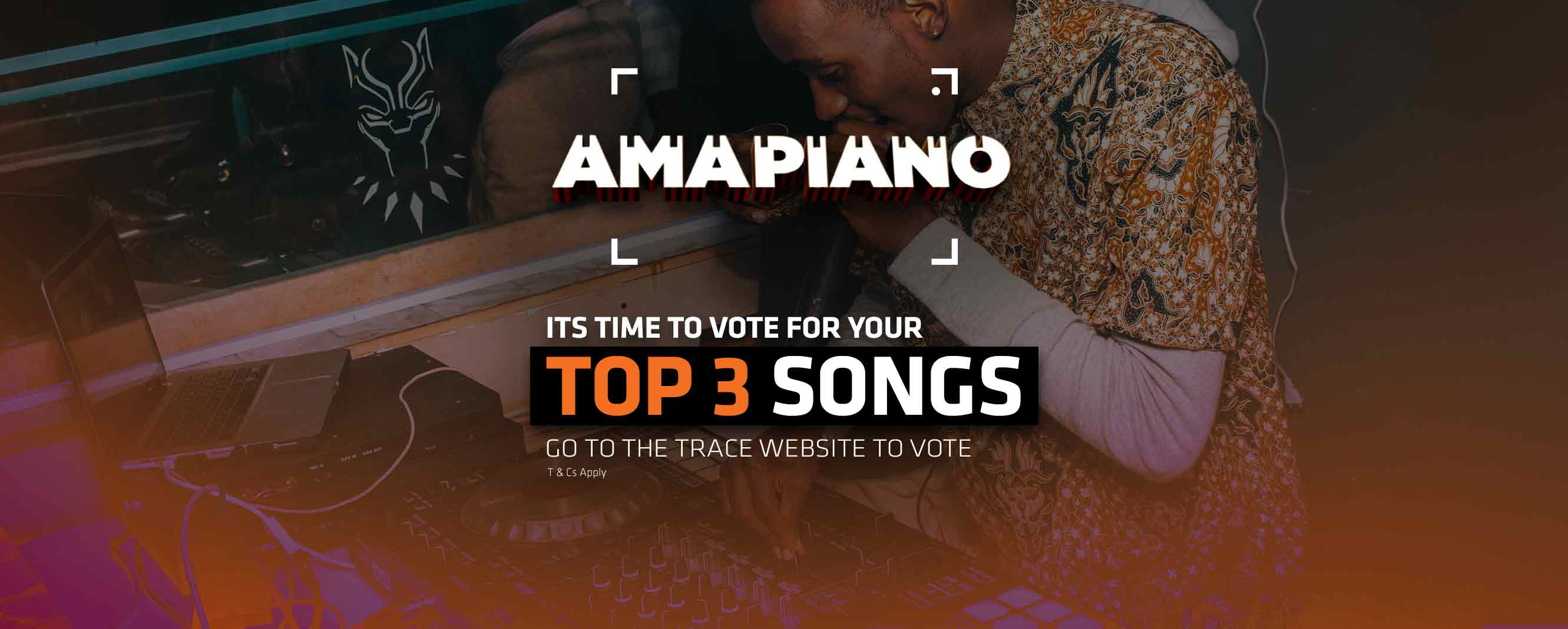 Vote For Your Top 3 TRACE Amapiano Songs! - TRACE